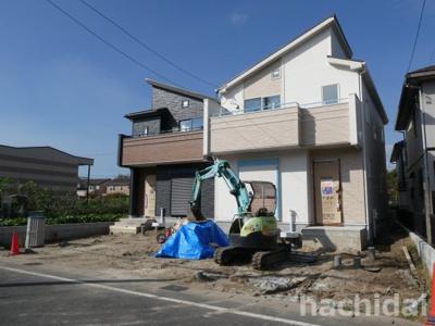 高浜市向山町1丁目新築分譲住宅2号棟写真です。2021年10月撮影