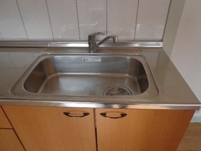 シングルレバー水洗