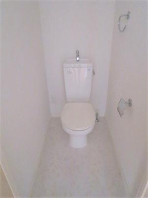 【トイレ】クレスト久米川