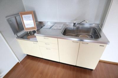【キッチン】パレス.ボナール23C
