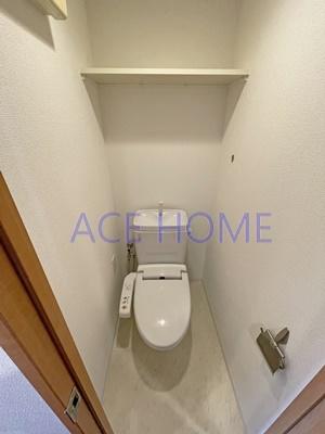 【トイレ】大阪プレステージアコモデーション