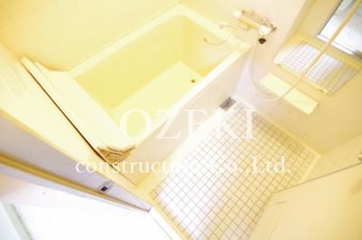 【浴室】越谷スカイマンション