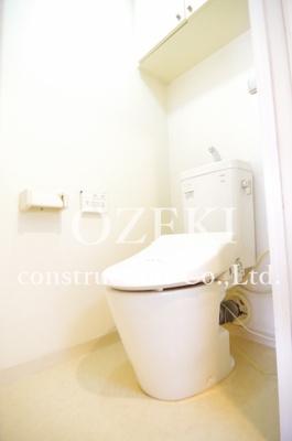 【トイレ】越谷スカイマンション
