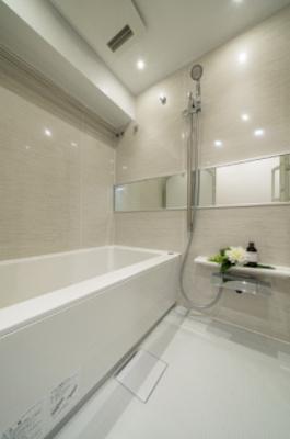【浴室】ドルミ錦糸町長谷川ビル