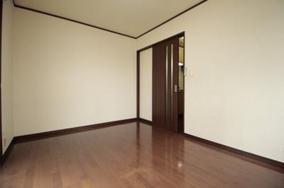 6帖の洋室です。