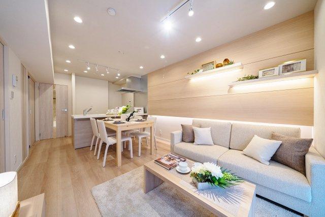 新規リノベーションにつき快適に新生活のスタートができます ※画像の家具小物は販売価格に含まれておりません