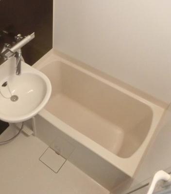 【浴室】ルーブル練馬弐番館