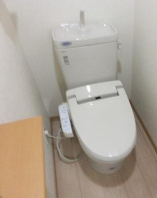 【トイレ】ルーブル練馬弐番館