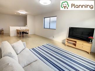 【区画図】沼津市下香貫八重原Ⅰ 新築戸建 全3棟 (3号棟)