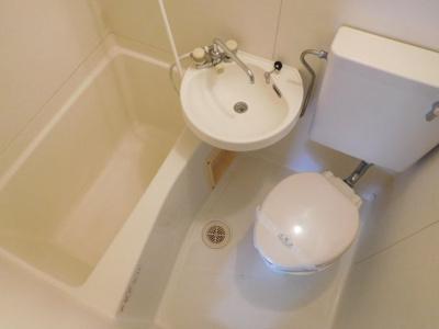 【浴室】ラ・メゾンド・ボンネ