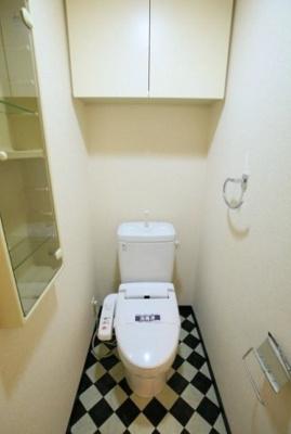 【トイレ】ステージファースト西早稲田