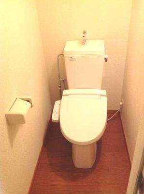 【トイレ】サン