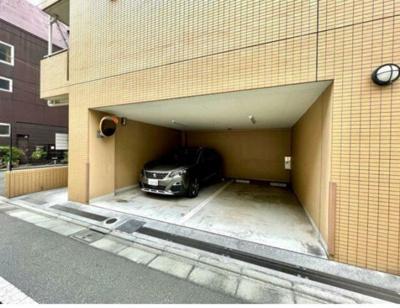 【駐車場】レジディア両国