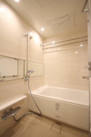 【浴室】ブリリアタワー西新