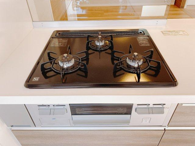 【キッチン】セイントマンション