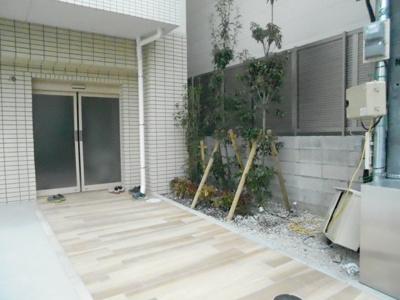 【エントランス】プレステージ七番館