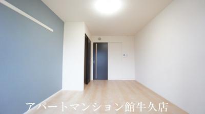 【居間・リビング】土浦市下高津新築アパート(仮)