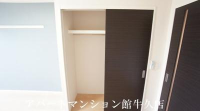 【収納】土浦市下高津新築アパート(仮)