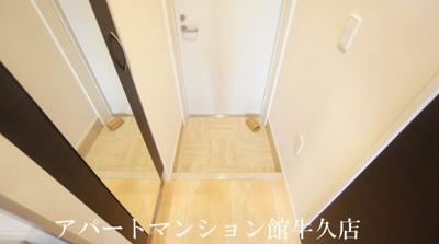 【玄関】土浦市下高津新築アパート(仮)