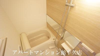 【浴室】土浦市下高津新築アパート(仮)
