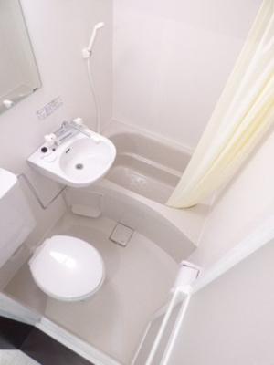 【浴室】ホーリーハイム百園