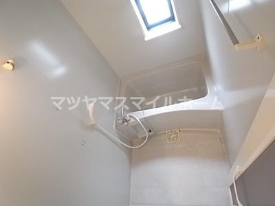 【浴室】サンビレッジ明美の里B棟