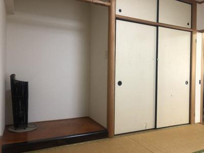 【洋室】東峰マンションダーリングヒル友泉亭