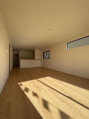 【外観】加須市久下3丁目 新築一戸建て 1/2