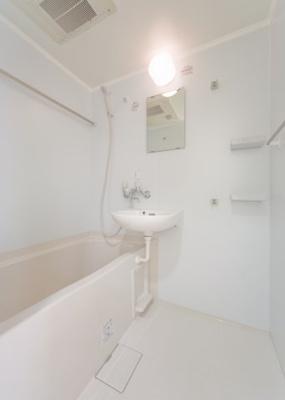 【浴室】茅場町レジデンス壱番館