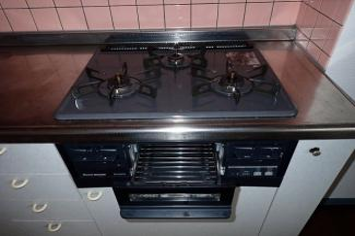 【キッチン】Villa Clair・
