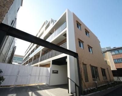 【外観】ハーモニーレジデンス新宿四谷