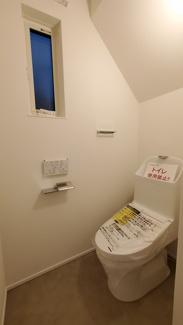 1F トイレです