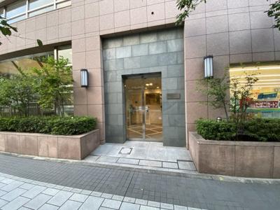 【エントランス】ブロードシティ東京