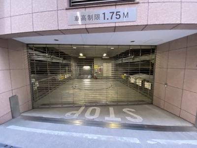 【駐車場】ブロードシティ東京