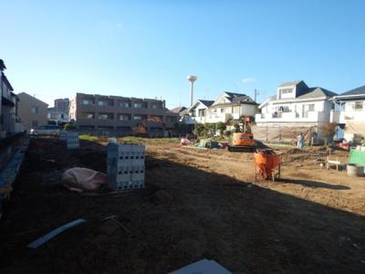 【外観】調布市染地3丁目 売地 京王線 国領町