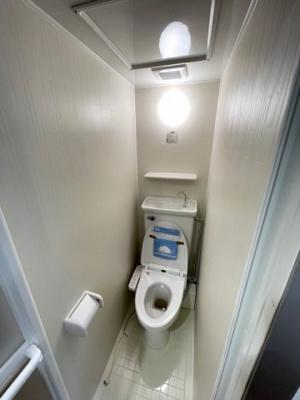 【トイレ】アスカル白楽