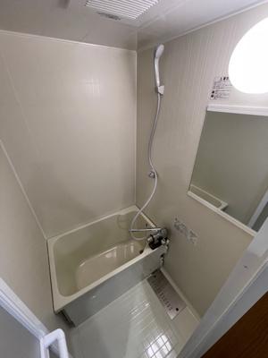 【浴室】アスカル白楽