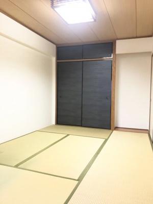 【和室】じゅうグランドモアマンション・シュリアン土井