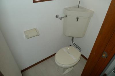 【トイレ】ヴィラ・ムユージュ