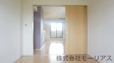 【寝室】ブライト コートⅠ