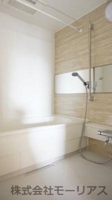 【浴室】ブライト コートⅠ