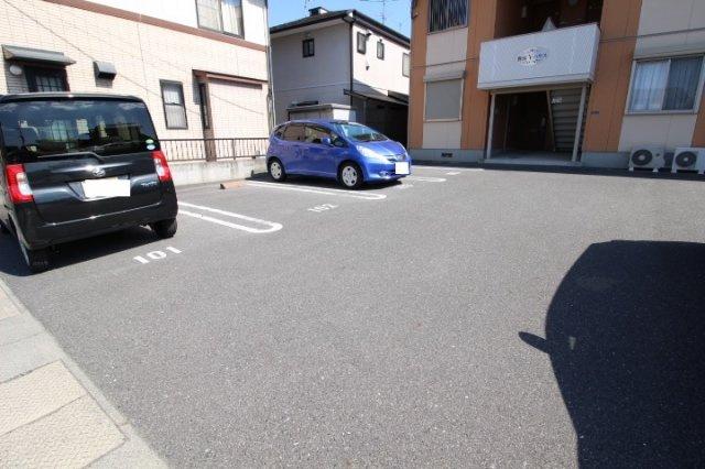 【駐車場】豊成Yハウス
