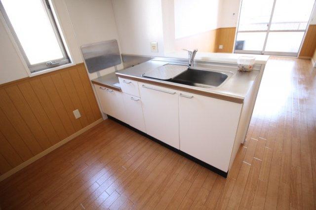 【キッチン】豊成Yハウス