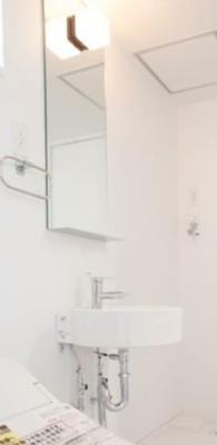【独立洗面台】L