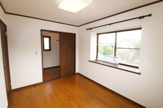 2階 6帖 洋室♪