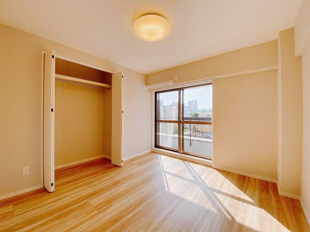 【洋室】セイントマンション