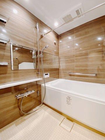【浴室】セイントマンション