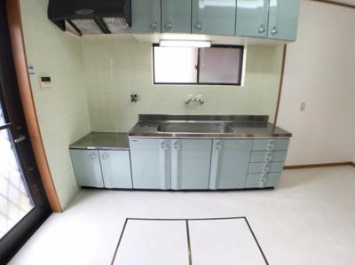 キッチンの写真です♪