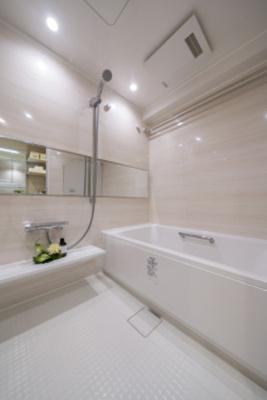 【浴室】ルネ門前仲町