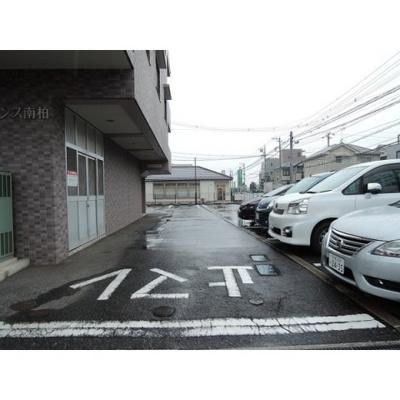 【駐車場】エクセレンス南柏